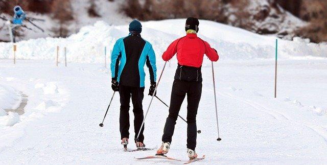 Cross country Skiing Flattach